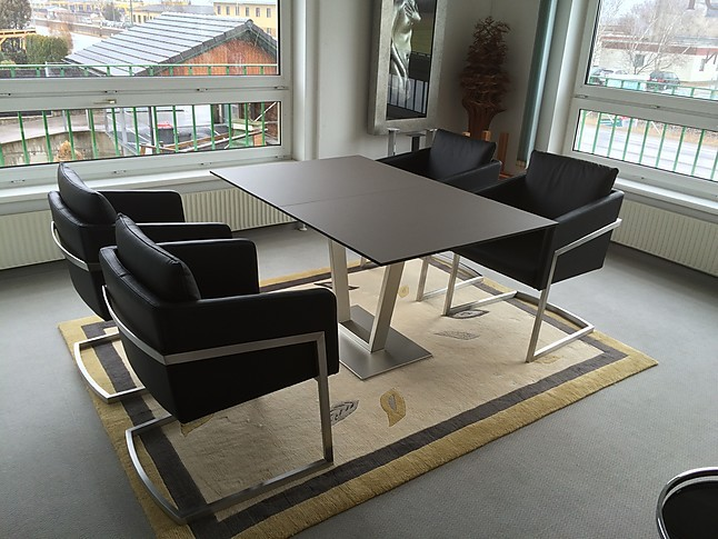 st hle bonito und rst 132 essgarnitur ronald schmitt. Black Bedroom Furniture Sets. Home Design Ideas