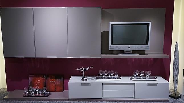 wohnw nde amineo wohnkombination gruber schlager m bel von die einrichtung kleemann kg in. Black Bedroom Furniture Sets. Home Design Ideas