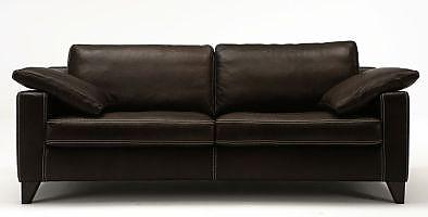 sofas und couches darwin ledergarnitur 2 5 und 3 sitzer. Black Bedroom Furniture Sets. Home Design Ideas