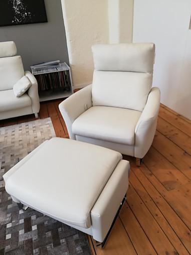 Sofas Und Couches 6400 Relaxsessel Mit Hocker Contur Mobel Von