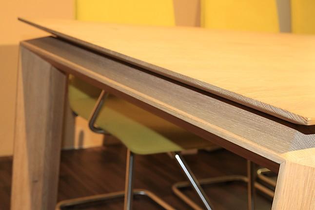esstische ausstellungsst ck abholpreis abverkauf in b umenheim voglauer m bel von. Black Bedroom Furniture Sets. Home Design Ideas