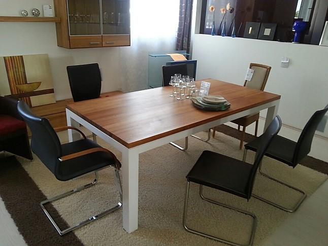 esstische nussbaumtisch esszimmertisch von anrei massiv anrei m bel von grw sch ner wohnen gmbh. Black Bedroom Furniture Sets. Home Design Ideas