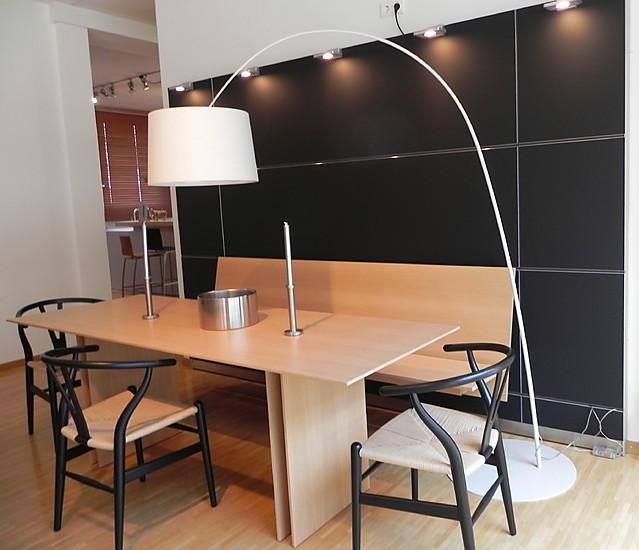 k chenger t b3 communiction b3 communication in eiche natur furniert mit paneel system. Black Bedroom Furniture Sets. Home Design Ideas
