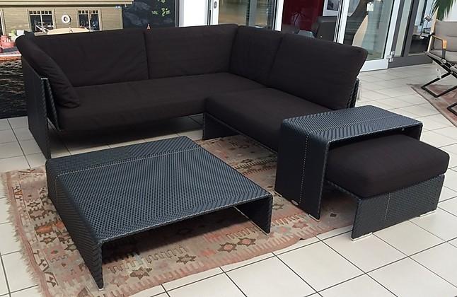 Meiser Hanau sofas und couches outdoor gruppe slim line dedon möbel meiser