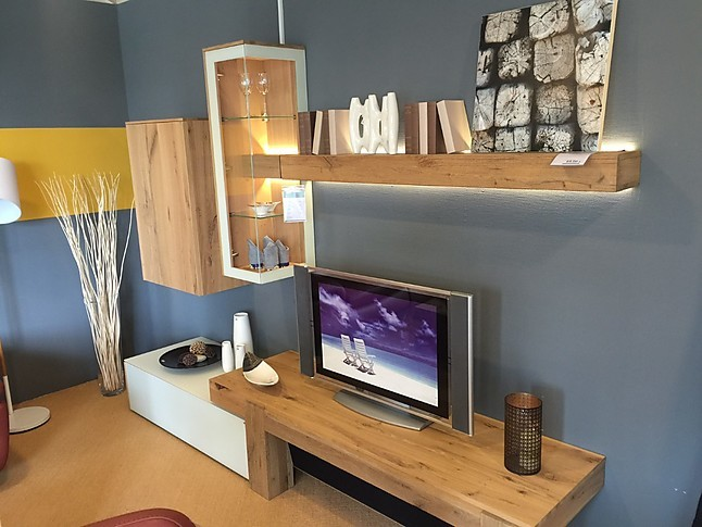 wohnw nde v solid wohnwand voglauer m bel von by land. Black Bedroom Furniture Sets. Home Design Ideas