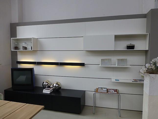 Leicht Design Wohnwand