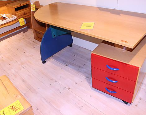 Möbelabverkauf Kinderzimmer Kinderschreibtische Reduziert