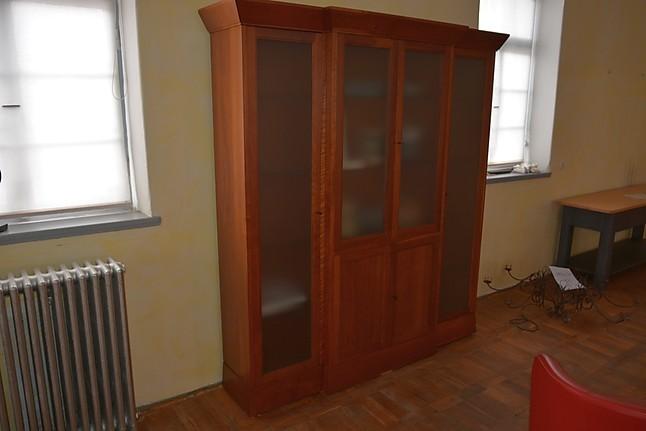 schr nke und vitrinen schrank kirschbaum massiv lasiert marktex materia viva schrank. Black Bedroom Furniture Sets. Home Design Ideas