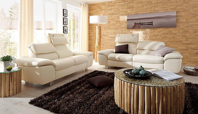 Sofas und Couches Global 8150 Ledergarnitur: Machalke-Möbel von ...