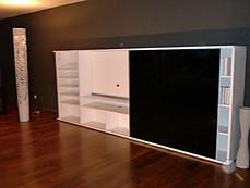 wohnw nde interl bke wohnwand studimo lack schneewei interl bke wohnwand studimo lack. Black Bedroom Furniture Sets. Home Design Ideas