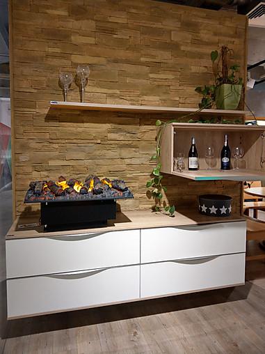 Regale Und Sideboards Wohnmobel Mit Barfach Von Kuchenhaus Bottcher