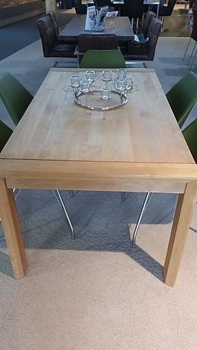 esstische esstisch massivholztisch aus erle gr e 160x90cm ausziehbar musterring m bel von. Black Bedroom Furniture Sets. Home Design Ideas