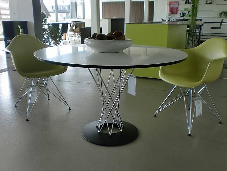 Vitra Esstisch Stühle ~ Stühle 2 Vitra Eames Plastic Airmchair grün gelb 2 Vitra Eames Plastic Airmch