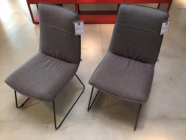 Rolf Benz 606 2 Stühle Im Lässigen Look