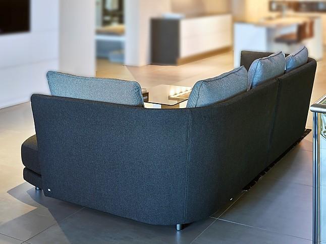 sofas und couches tondo stoff dunkelgrau sofa. Black Bedroom Furniture Sets. Home Design Ideas