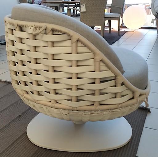 gartenst hle lounge chair swingrest dedon m bel von. Black Bedroom Furniture Sets. Home Design Ideas