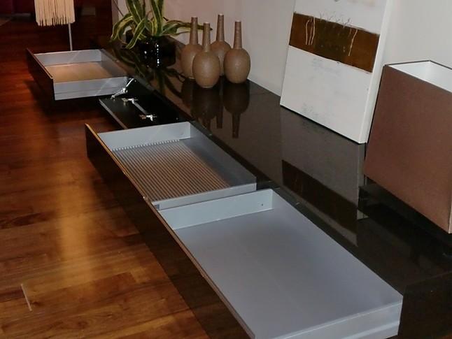 regale und sideboards interl bke lowboard cube lack mocca. Black Bedroom Furniture Sets. Home Design Ideas