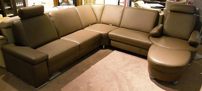 sofas und couches ecksofa modell pandora polinova polsterecke modell pandora leder hausmarke. Black Bedroom Furniture Sets. Home Design Ideas