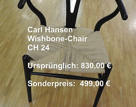 Wishbone-Chair - CH 24