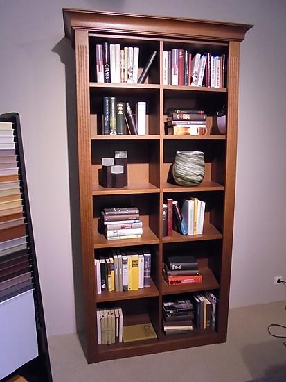 schr nke und vitrinen classic bibliothek b cherschrank classic bibliothek von paschen paschen. Black Bedroom Furniture Sets. Home Design Ideas