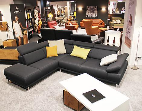 möbelabverkauf - wohnzimmer: sofas und couches reduziert, Wohnzimmer