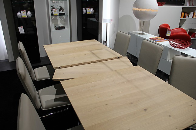 st hle mezzo angelo grasso wf 5490 wf 5510 esstisch mit auszug incl 6 st hle bacher m bel. Black Bedroom Furniture Sets. Home Design Ideas