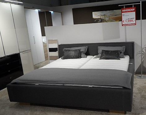Möbelabverkauf - Schlafzimmer: Betten reduziert