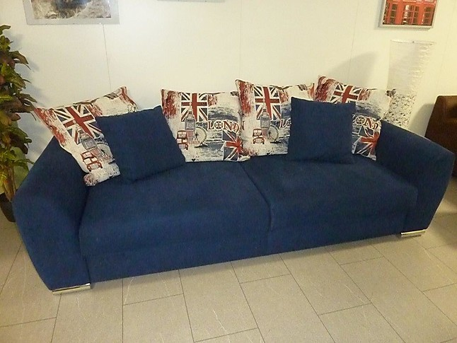 sofas und couches bettsofa 3 sitzer mit kissensatz sofabezug livorno blau kissenbezug chelsea. Black Bedroom Furniture Sets. Home Design Ideas