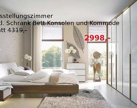 möbelabverkauf - schlafzimmer: kleiderschränke reduziert, Schlafzimmer