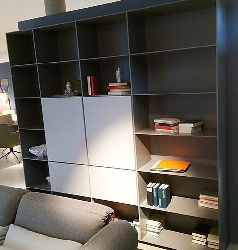 schr nke und vitrinen puro regalwand piure m bel von meiser k chen gmbh in hanau steinheim. Black Bedroom Furniture Sets. Home Design Ideas