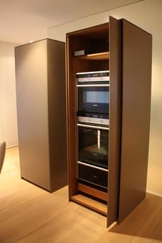 schr nke und vitrinen b3s 2 st ck drehschiebe t renschrank bulthaup m bel von in. Black Bedroom Furniture Sets. Home Design Ideas