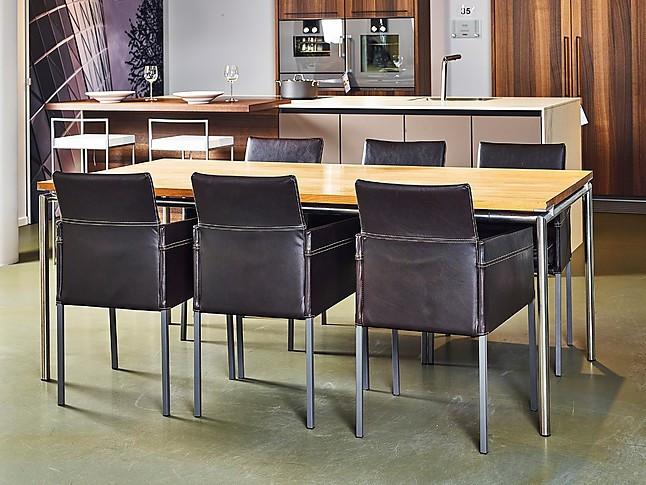 Stühle 6 Bert KFF Texas Plantagie Leder und Esstische x vNm8wOn0
