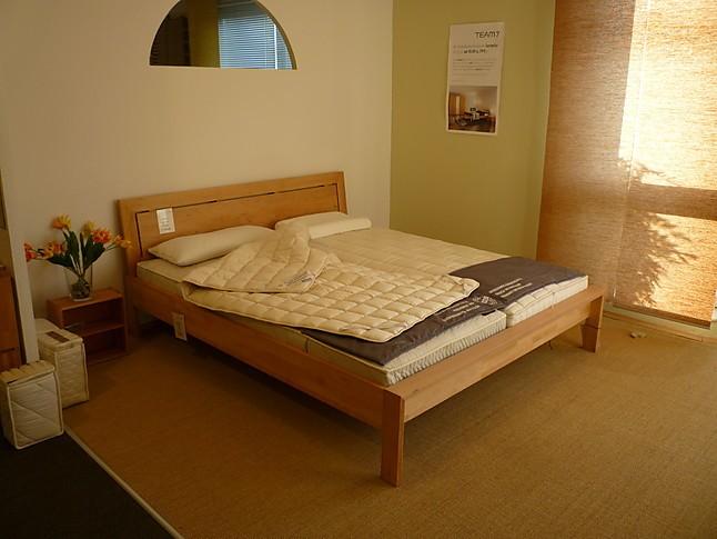 betten doppelbett lunetto holzhaupt team 7 team7 m bel von in. Black Bedroom Furniture Sets. Home Design Ideas