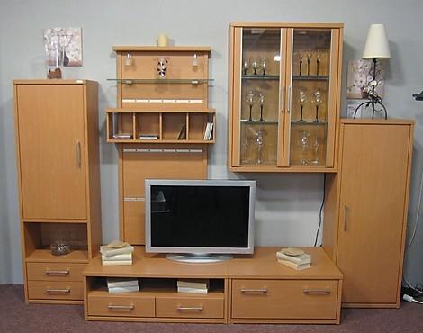 Möbelabverkauf - Wohnzimmer: Schränke und Vitrinen reduziert