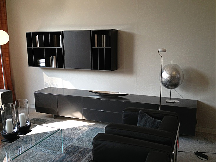 wohnw nde side tv wand piure m bel von kelzenberg. Black Bedroom Furniture Sets. Home Design Ideas