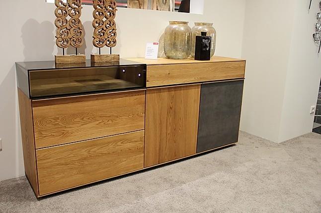 regale und sideboards wimmer terso wf 3740 massivholz sideboard mit beleuchtung sonstige m bel. Black Bedroom Furniture Sets. Home Design Ideas