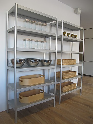 regale und sideboards system 20 regal ld 2 aluminium bulthaup m bel von bulthaup heilbronn in. Black Bedroom Furniture Sets. Home Design Ideas