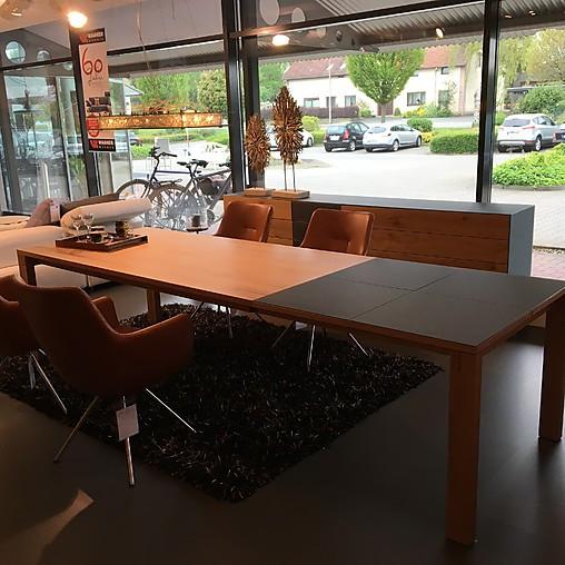 esstische magnum esstisch magnum von team 7 team7 m bel. Black Bedroom Furniture Sets. Home Design Ideas