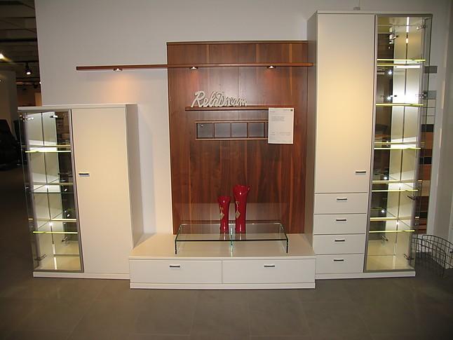 Wohnwände Rietberger Möbelwerke Mod. Antares Schöne große ...