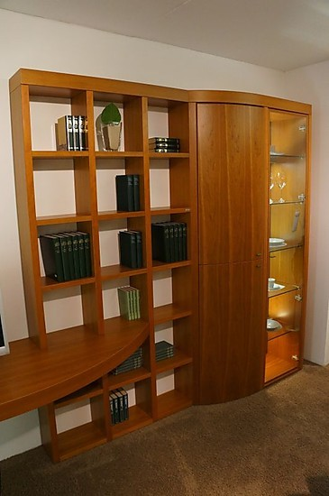 wohnw nde encado anbauwand kirschbau gold h lsta m bel. Black Bedroom Furniture Sets. Home Design Ideas