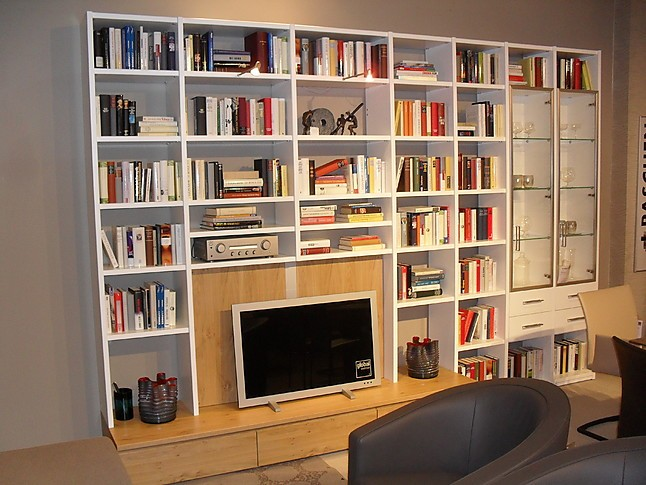 wohnw nde orginial bibliothek anbauwand oiginal bibliothek von paschen paschen m bel von. Black Bedroom Furniture Sets. Home Design Ideas