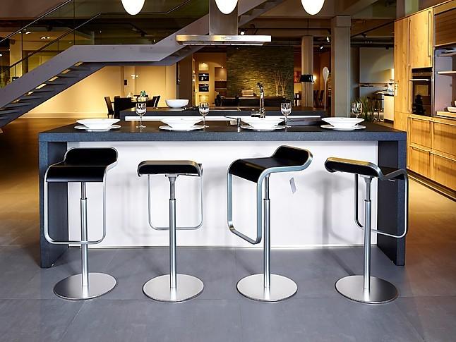 barhocker barhocker lem la palma m bel von k chenland. Black Bedroom Furniture Sets. Home Design Ideas