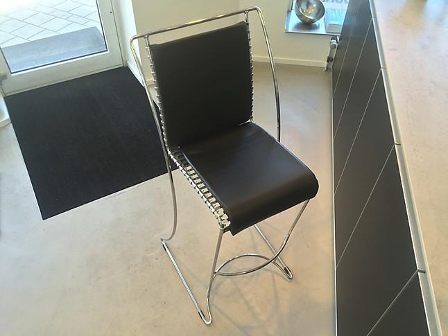 st hle blueswinger 102062 8 blueswinger barhocker ohne armlehne sitzkissen leder schwarz. Black Bedroom Furniture Sets. Home Design Ideas