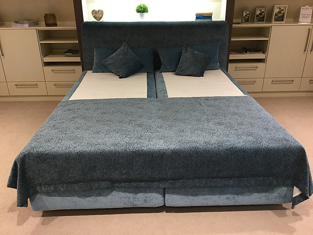 Betten boxspringbett musterring evolution perfekt for Musterring boxspringbett