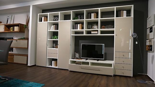 wohnw nde wohnkombination mega design wohnwand h lsta m bel von die einrichtung kleemann kg in. Black Bedroom Furniture Sets. Home Design Ideas