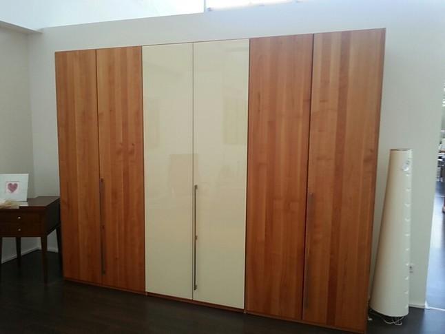 kleiderschr nke modell lunetto in kirschbaum team 7. Black Bedroom Furniture Sets. Home Design Ideas