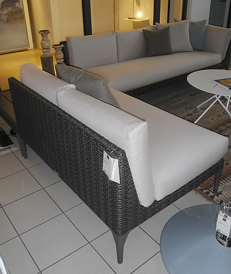 sofas und couches mu sofalandschaft outdoor gruppe dedon. Black Bedroom Furniture Sets. Home Design Ideas