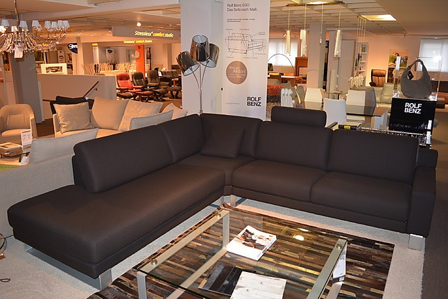 sofas und couches ego polstergarnitur rolf benz m bel von keser home company in olching. Black Bedroom Furniture Sets. Home Design Ideas