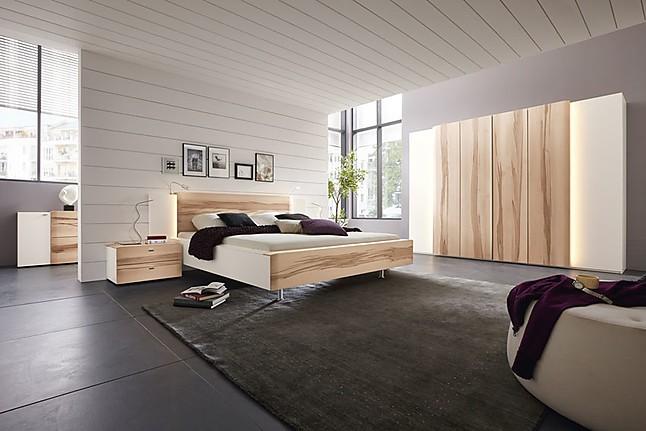Schlafzimmer-Sets Cero Schlafzimmer Wildkernbuche massiv ...
