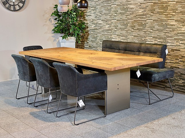 Stühle Youma Casual Mit Arm 4 Lederstühle Mit Armlehne: KFF Design ...